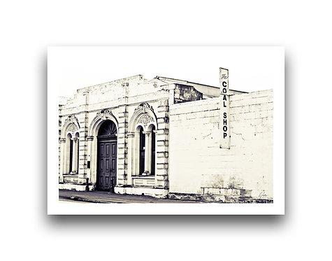 The Coal Shop, Oamaru