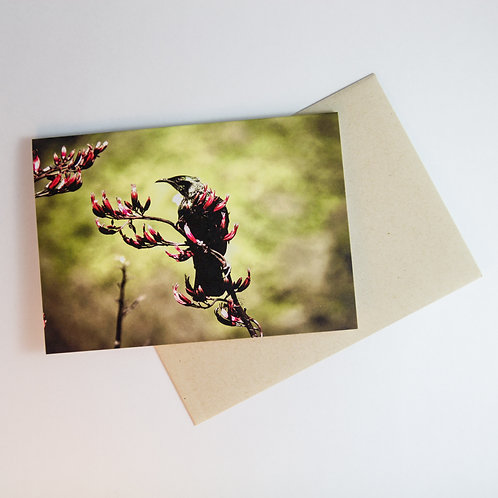 Tui Photo Greeting Card