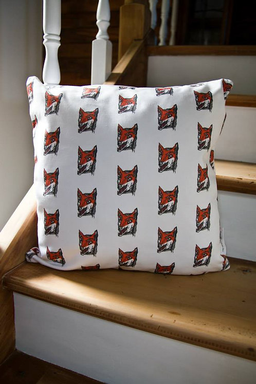 Mr Sly - Fox - Cushion Cover