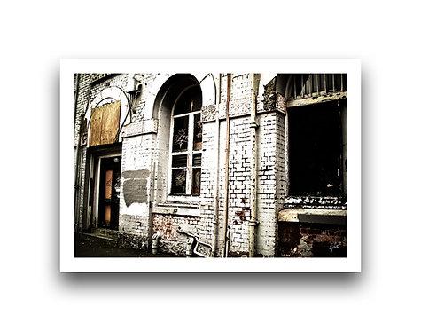 Bedford Row - Pre Quake Christchurch