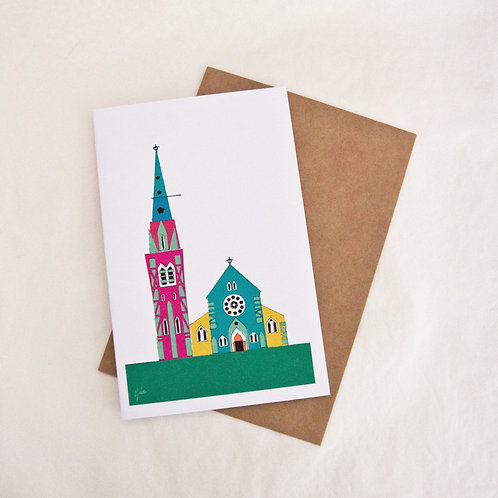 Christchurch Cathedral Card #1