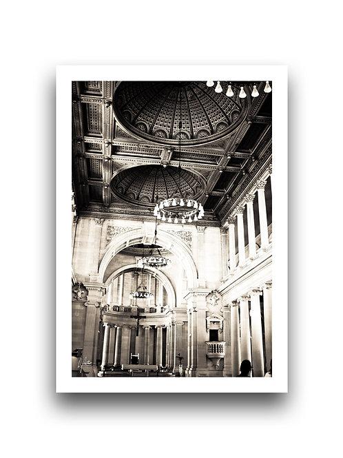 The Christchurch Basilica - Interior