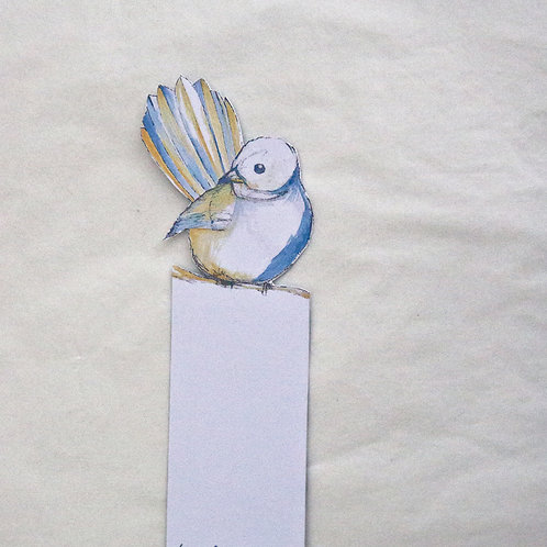 Fantail Bookmark