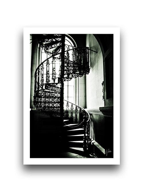 The Spiral Staircase, Christchurch Basilica