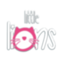 Little Lions NZ Logo - Cat Toys NZ, Cat Collars NZ
