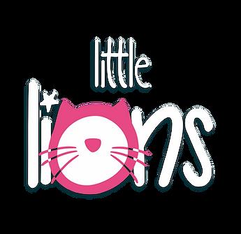 Little Lions NZ Logo - Cat Toys NZ, Cat Collars NZ