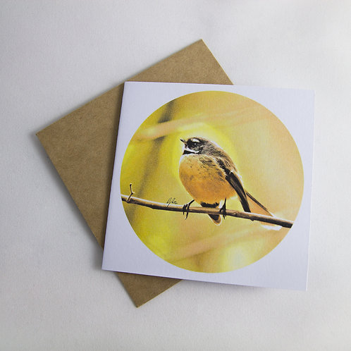 Fantail Card - Small