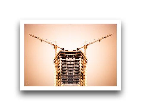Christchurch Cranes