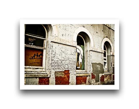 Bedford Row - Pre Quake Christchurch II