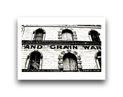 The Grain War, Oamaru