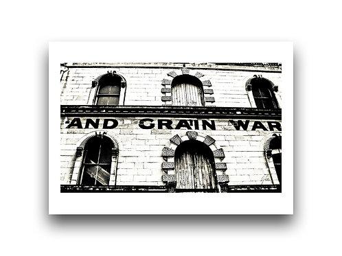 The Grain War, Oamaru