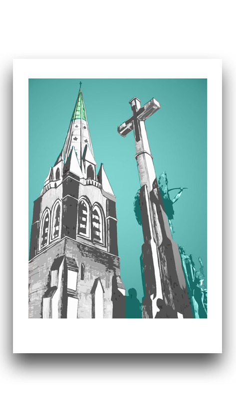 Christchurch Cathedral Digital