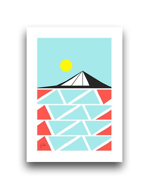The Mountain **Apples & Oranges**
