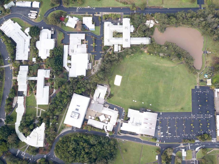 Lismore Campus Aerial