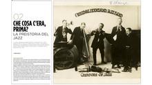 Il mio articolo sulla nascita del Jazz pubblicato su Jazzit #99