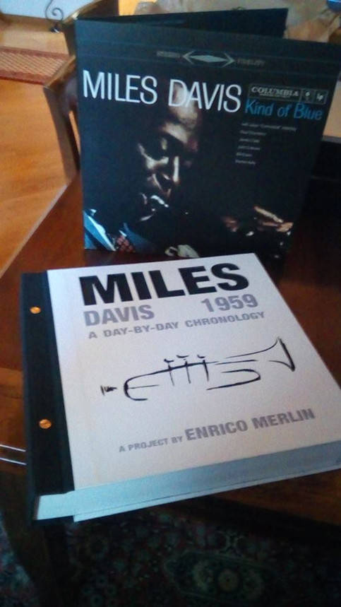 "Review of MILES DAVIS 1959 • A DAY-BY-DAY CHRONOLOGY on ""L'Intellettuale Dissidente"""