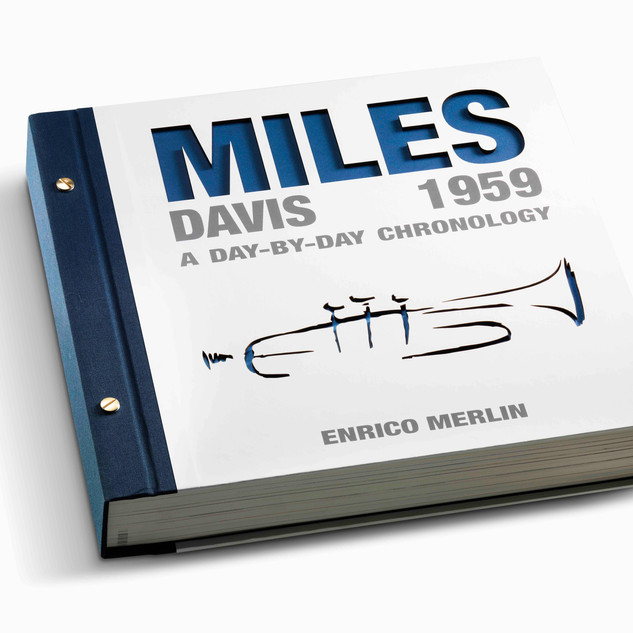 Miles Davis 1959 - A Day-By-Day Chronology
