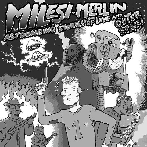 Just out!!! The New Merlin-Milesi CD