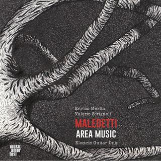 Maledetti [Area Music] CD.jpg