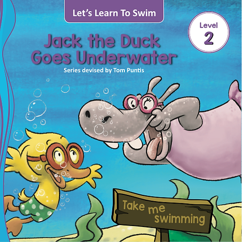 Jack the Duck Goes Underwater - Level 2
