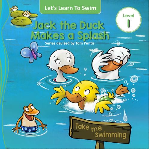 Jack the Duck Makes a Splash - Level 1