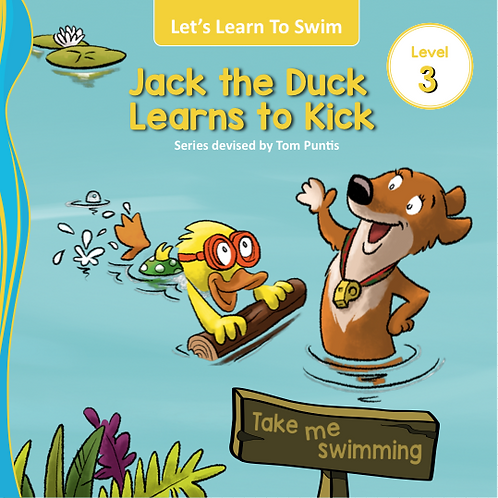Jack the Duck Learns To Kick - Level 3