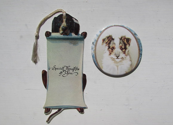 Special Thoughts Bookmark and Compact