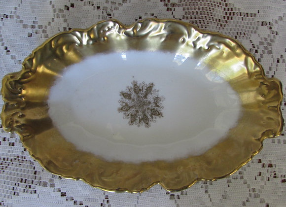 Limoge French Decorative Dish