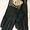 Thumbnail: Goat Wool & Lace Winter Gloves