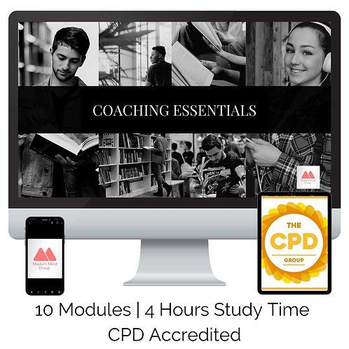 Coaching Essentials E-Learning Course / Online Course Bundle (10 courses)