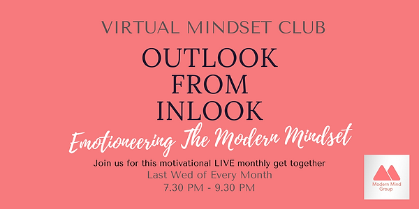 Outlook From Inlook - Virtual Mindset Cl