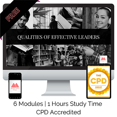 Qualities of effective leaders