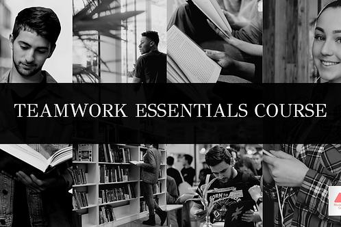 Teamwork Essentials E-Learning Course - / Online Course Bundle (10 courses)