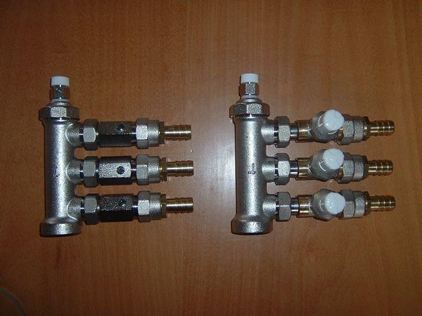05-2 Fancoils manifold