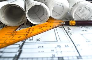 Architecture rolls architectural plans p