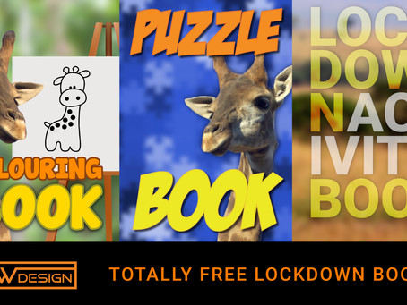 Totally Free Children's Activity Books