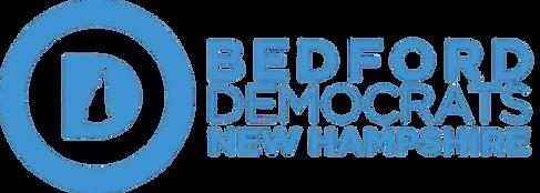 logo transparent back bedford  dems.png
