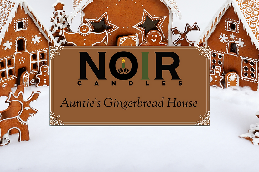 Auntie's Gingerbread House