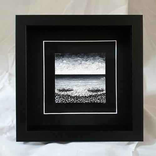 Monochrome 4x4 inches #10