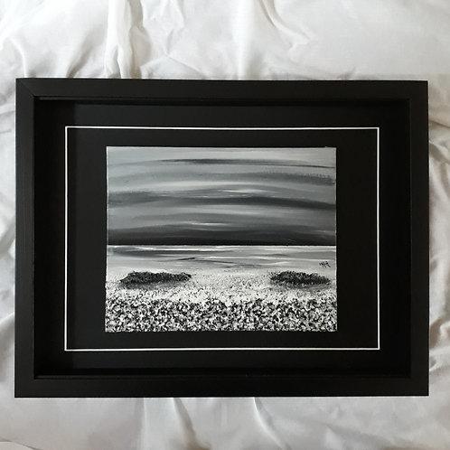 Monochrome 8x10 inches #1