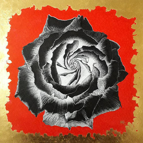The Black Rose: Rebirth PRINT Standard
