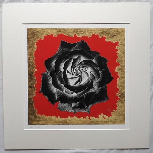 The Black Rose: Rebirth PRINT