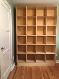 Smith Wall Unit Installed