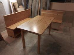 Custom Nook Furniture