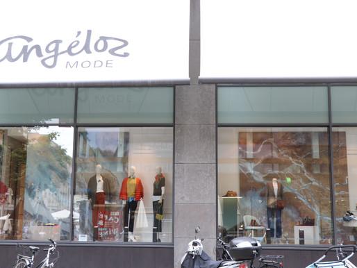 Exposition chez Angeloz Mode dans toute la Suisse romande
