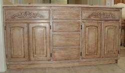 glaze cabinet