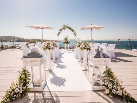 Os 17 melhores locais para se casar em Espanha