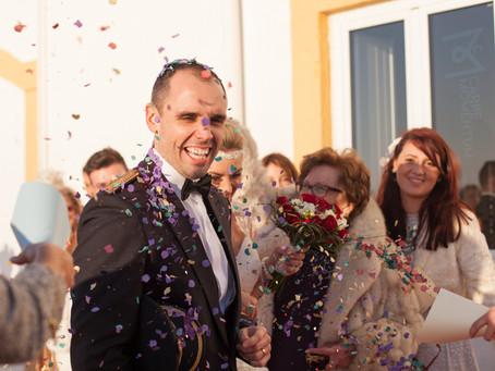 Casamentos dos amigos - Friends' weddings