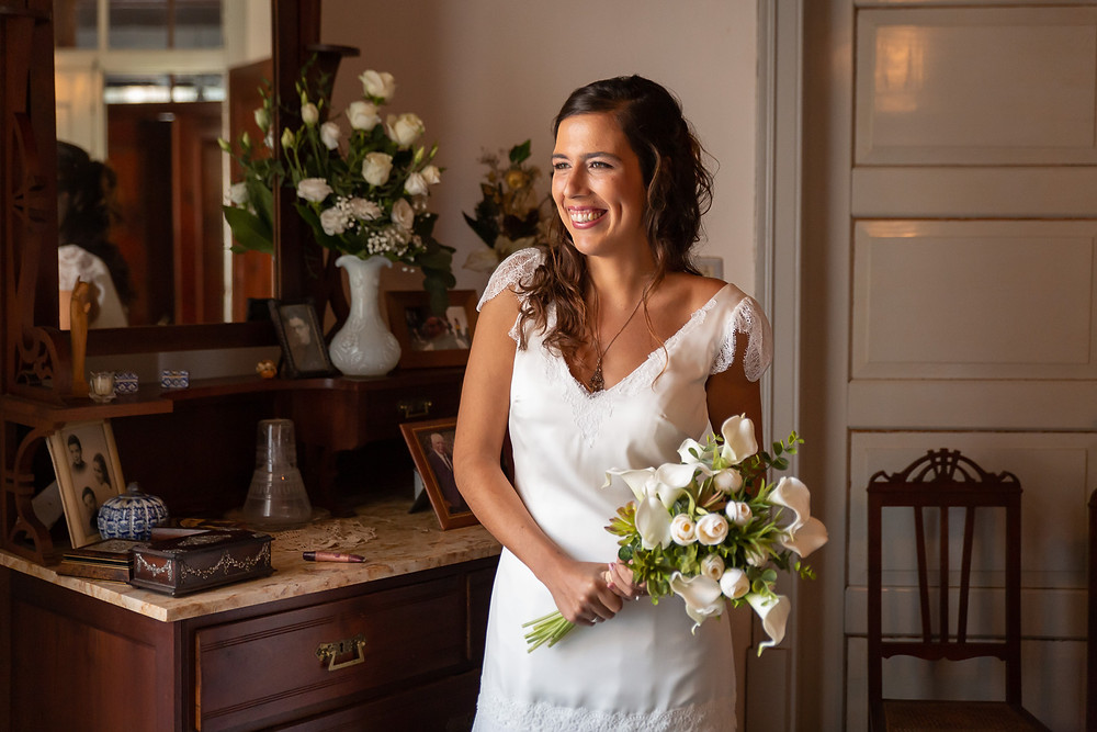Retrato noiva pronta