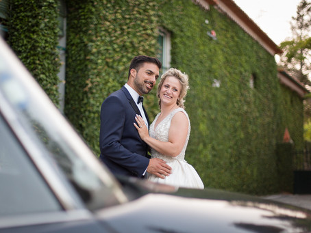 Christine e Ryan | Casados - Married